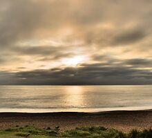 Srunrise at coalcliff beach by puzzleman