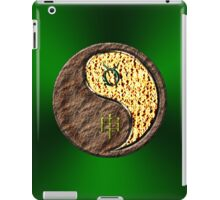 Taurus & Monkey Yang Fire iPad Case/Skin