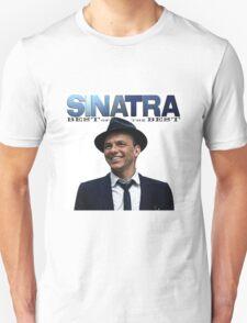 Frank Sinatra The Best of Singing an Acktor Unisex T-Shirt