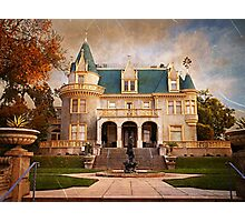 Kimberly Crest Manor, Vintage View Photographic Print