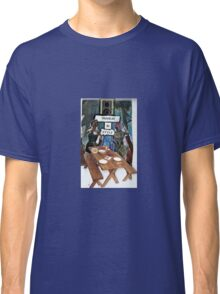 Traveling In Style Classic T-Shirt