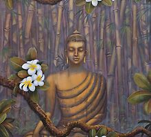 Nature of Buddha by Yuliya Glavnaya