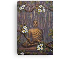 Nature of Buddha Canvas Print