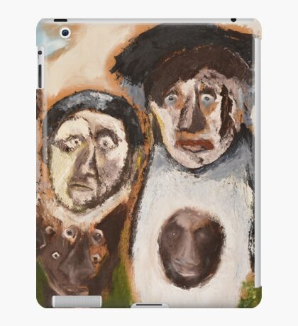 Underground Railroad iPad Case/Skin