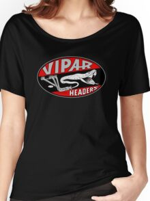 Vipar Headers Women's Relaxed Fit T-Shirt