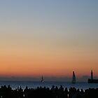 before sunrise by CathySurgeoner