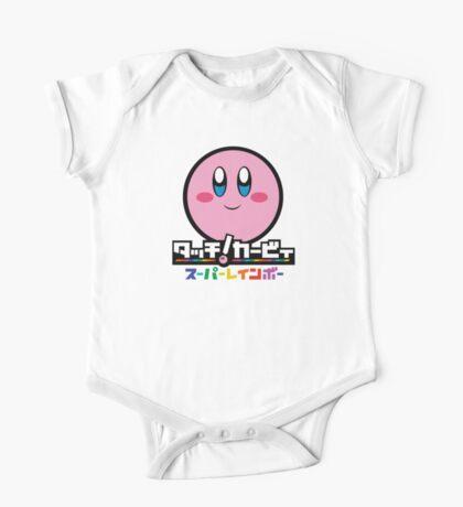 Kirby and the Rainbow Curse One Piece - Short Sleeve