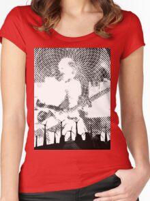 Tilling the Fields - Gat Gods get good Women's Fitted Scoop T-Shirt