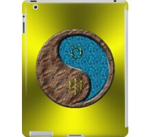 Taurus & Monkey Yang Water iPad Case/Skin