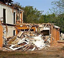 Demolition by Maggie Hegarty