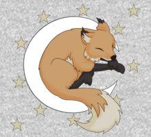 Fox Nap Baby Tee