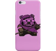EWOK DONATELLO iPhone Case/Skin
