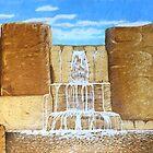 Wholemeal Falls by Richard Klekociuk