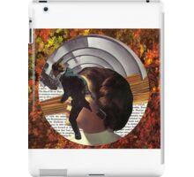 Portal to Mars iPad Case/Skin