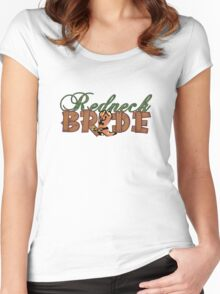 Redneck Bride Women's Fitted Scoop T-Shirt