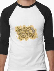 PEANUT BUTTER Men's Baseball ¾ T-Shirt