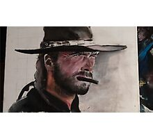 Clint Eastwood  Photographic Print