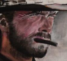 Clint Eastwood  Sticker