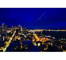 Belltown, Seattle Photographic Print