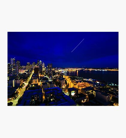 Belltown, Seattle Photographic Print
