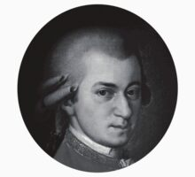 Mozart by Carson Satchwell