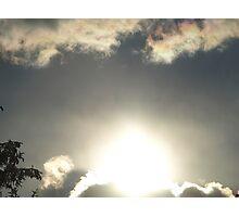 Sky Lite Photographic Print
