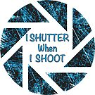 Shutter by Donna Rondeau