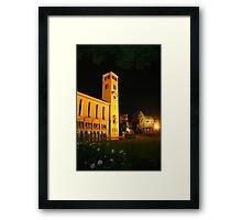 University of Western Australia Framed Print
