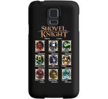 Shovel Knight X MegaMan Samsung Galaxy Case/Skin