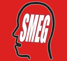 Smeg Head by craigwhales
