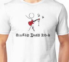 Single Dads Rock Unisex T-Shirt