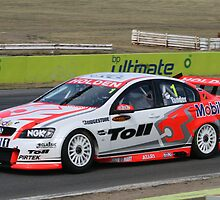 Garth Tander by Damien Pearse