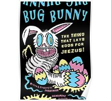 Bug Bunny Poster