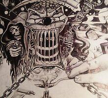 hell by balestrino