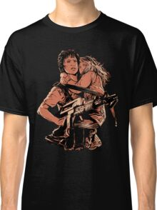 Ripley from Aliens Classic T-Shirt