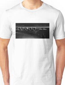 Vented; Ford Deluxe Unisex T-Shirt