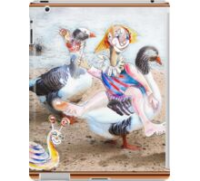 Outing With Friends iPad Case/Skin