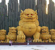 Suoi Tien Theme Park by Daryl Davis