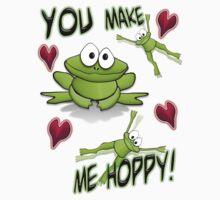 You Make Me Hoppy! by BluAlien
