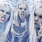 Erinyes: Winter by Ivy Izzard