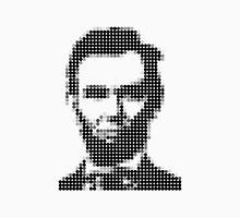 Abraham Lincoln's Dot Portrait Unisex T-Shirt