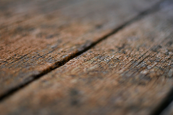 Wooden Boards by Stanton Hooley