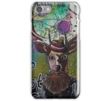Gentleman Cyclist iPhone Case/Skin