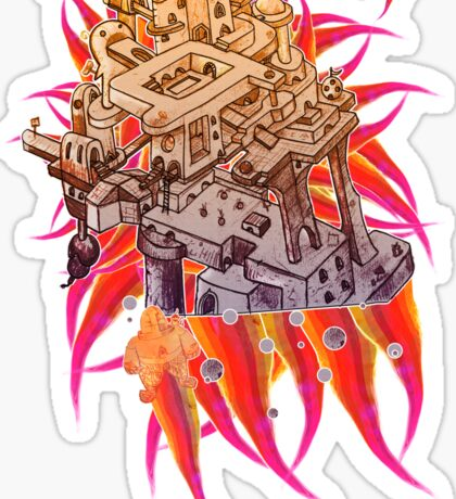 _*Not a secret level from final fantasy 17*_ Sticker
