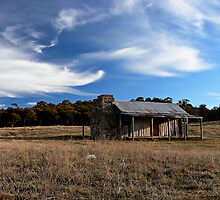Brayshaw's Hut by Stanton Hooley