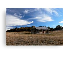 Brayshaw's Hut Canvas Print
