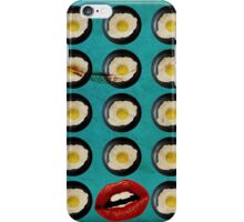 Color Chaos Collection -- One Egg A Day iPhone Case/Skin