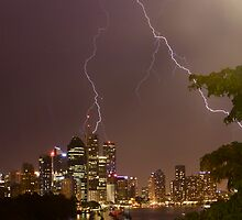 Brisbane City Lightning  by GabrielK