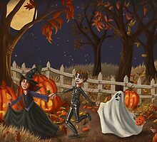 Trick or Treat by Str4yk1tt3n