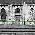 Railway Shed by Joel Bramley